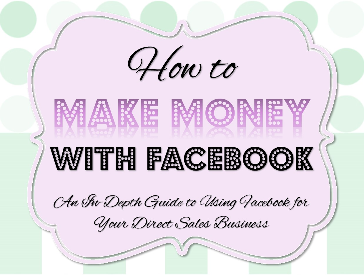 How to make money in direct sales